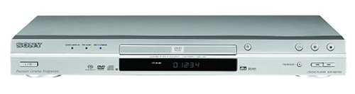 Sony DVP-NS775V DVD/CD/SACD Player