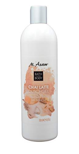 M. Asam® Duschgel CHAI LATTE - 500ml mit Vitamin E