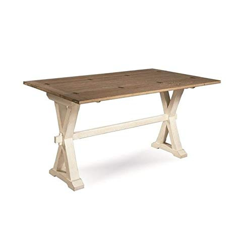 BOWERY HILL Expandable Drop Leaf Table
