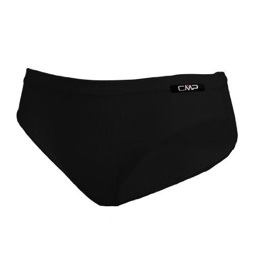 CMP Hose Underwear Femme, Noir-Noir, 36
