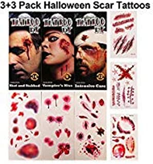 Best 3d fake tattoos Reviews