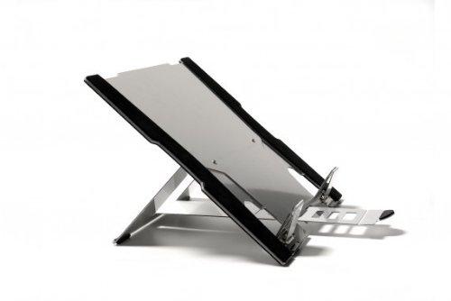 Bakker Elkhuizen BNEFT270 Notebook stand FlexTop 270 7 stages light grey