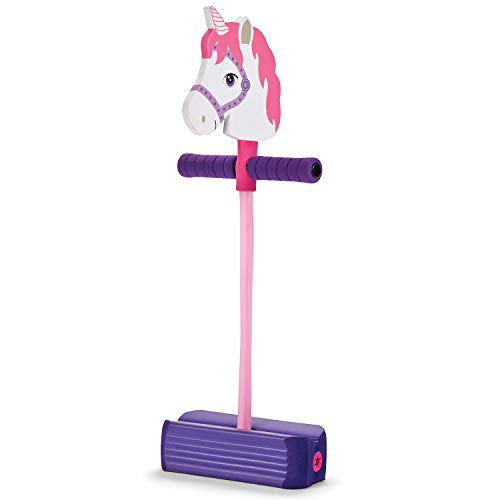 Kidoozie Foam Unicorn Pogo Jumper –...
