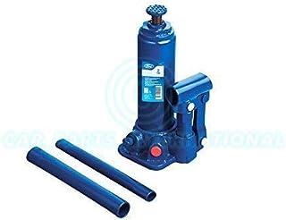 Euro Nouveaut/é SRL 8053504220971 Euronovit/à Cric hydraulique /à Bouteille 2T Bleu