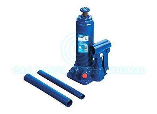 Ford Tools FCA-001 Hydraulischer Wagenheber, 2 m