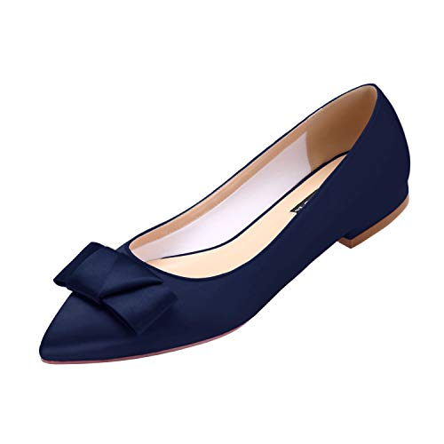 Top 10 best selling list for the knot flat wedding shoes