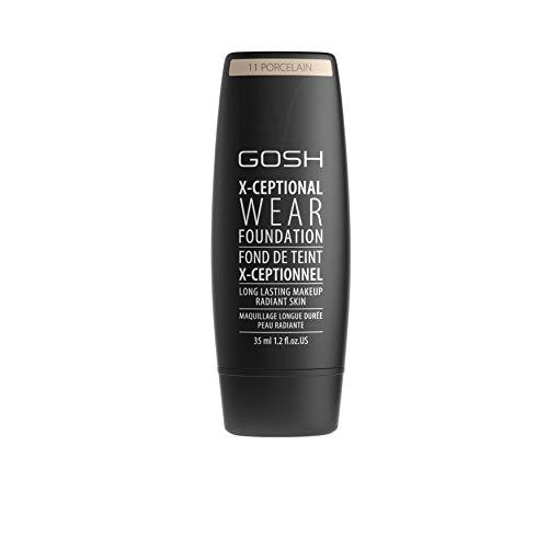 Gosh Copenhagen Foundation Plus + Creamy Compact, 49 g