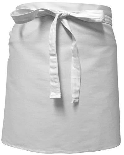 KOKOTT Vorbinder weiss ca 60x80 cm Baumwolle Vorstecker Schürze (5)