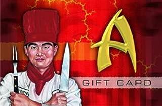 Arirang Hibachi Steakhouse & Sushi - Staten Island Gift Card