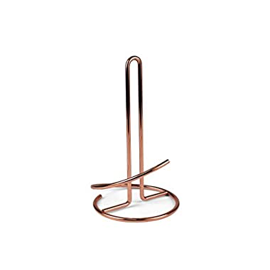 Spectrum Diversified Euro Supreme Paper Towel Holder, Copper