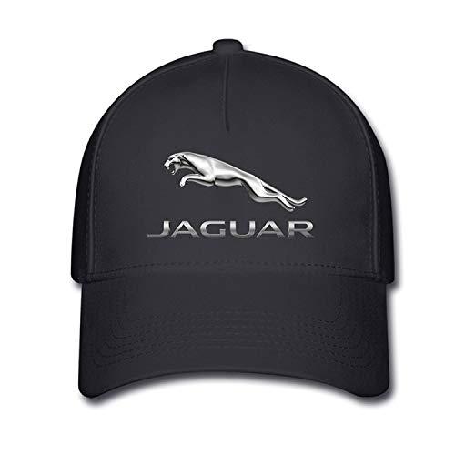 Youaini Unisex Jaguar Logo Baseball Caps Hat One Size Black