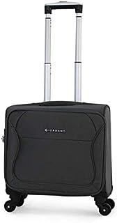 جيوردانو حقيبة سفر الطيارين بعجلات , 4 عجلات , رمادي - 1619626