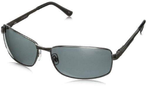 Polaroid Herren P4416 Y2 B9w 63 Sonnenbrille, Grau (Gun/Grey Pz), EU