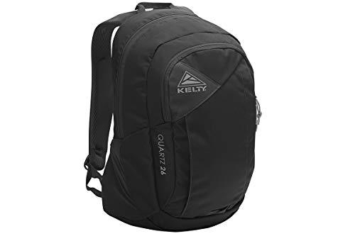 Kelty Quartz Backpack, Black - 26L Daypack
