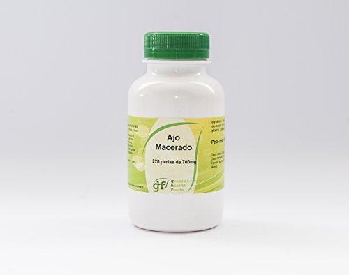 GHF - GHF Ajo Macerado 220 perlas 700 mg