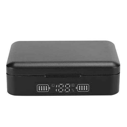 DAUERHAFT Auriculares inalámbricos Mini Bluetooth Auriculares Deportivos Bluetooth 5.0, para Deportes, para Uso al Aire Libre