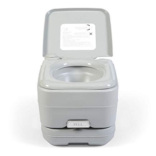 Acampa Portable WC Sitio móvil Cubierta al Aire Libre Viajes Sanitarios Inicio...