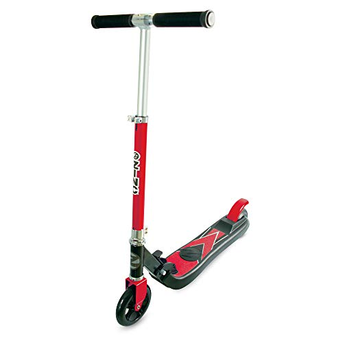 Zinc Unisex-Youth E4 Red E-Scooter