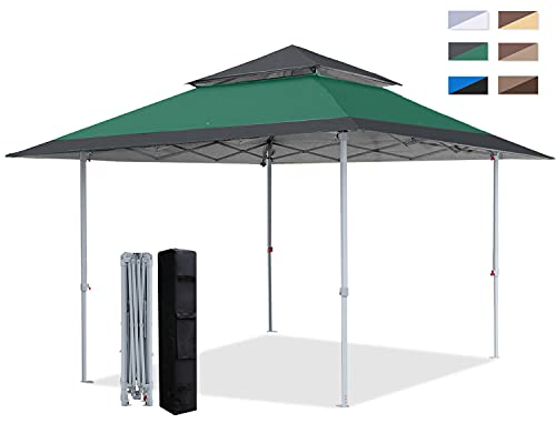COOSHADE 13x13Ft Pop Up Canopy Tent Instant Folding Shelter 169 Square Feet...