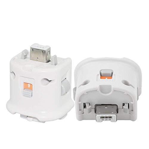Adaptador Motion Plus - [Paquete De 2] Adaptador De Controlador De Sensor...