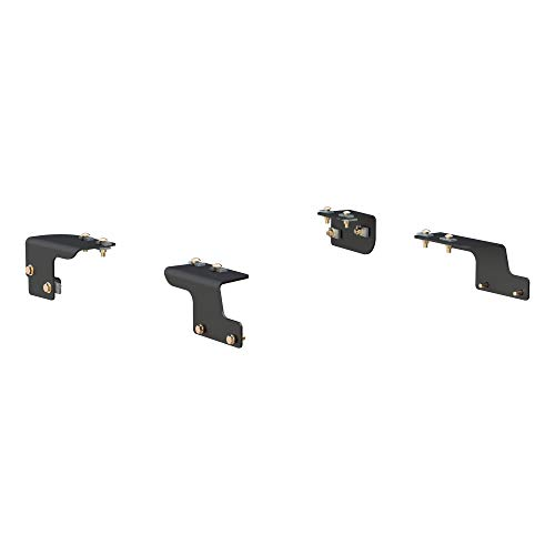 CURT 16468 5th Wheel Installation Brackets, Select Toyota Tundra, 6.5' Bed, Except Extended Crew Cab