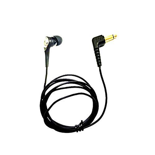 Single-Side Earphone Economical Mono Earbuds in Ear Noise Isolating Headphone