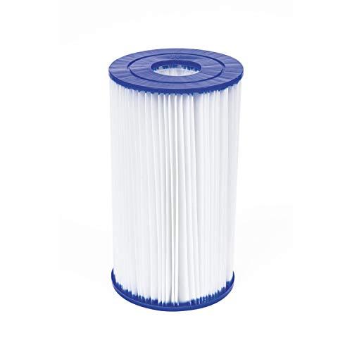 Bestway 58095 - Filtro de Agua Tipo IV para Depuradora de Cartucho 9.463 litros/hora