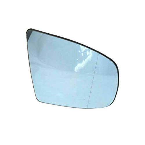 XUNGED Espejo retrovisor ala lateral espejo de cristal climatizada estilo de ajuste for BMW X5 X6 E70 E71 E72 2007-2014 derecho RH 51167174982 Car Styling