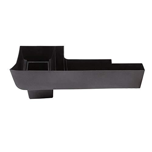 Plastique ABS Console Centrale Boîte De Rangement Multifonction Plateau de Téléphone Accessoire Noir pour Land Cruiser Prado FJ150 150 2010-2017