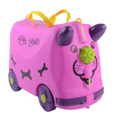 AGBFJY Kinderwagen Multicolor Animal Modeling Koffer