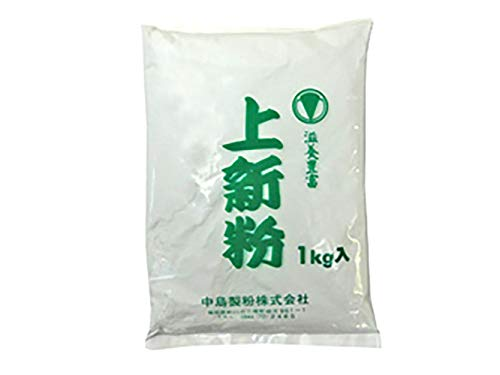 【 業務用 】 中島製粉 上新粉 1kg 国産 うるち米 米粉