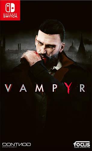 Vampyr - Nintendo Switch