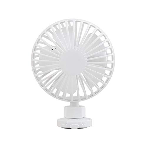 KUANPEY Portable Baby Stroller Fan,Mini Handheld Portable Fan, Rechargeable Desktop Belt Fan with Aromatherapy Function for Indoor Outdoor