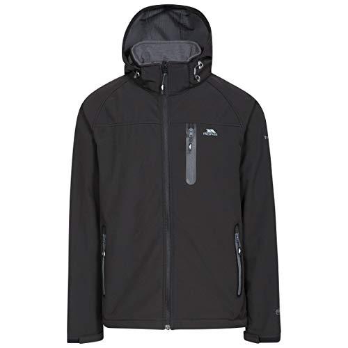 Trespass Men's Accelerator II Waterproof Softshell Jacket with Removable...