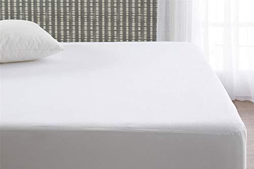 Naturel Medium 70 x 100 Value Comfort Home Couverture de lit 100/% Coton bross/é Motif nid dabeille Effet gaufr/é