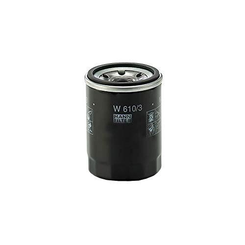 Originale MANN-FILTER Filtro Olio W 610/3 – Per Automobili e Veicoli Commerciali