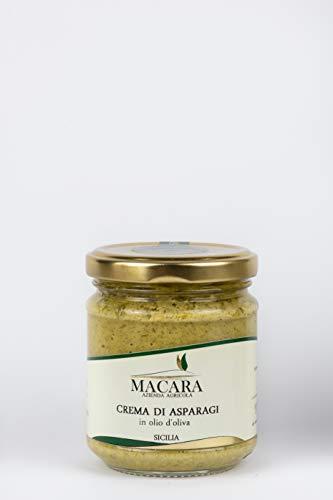 Crema di Asparagi in olio d'oliva - 190 gr - SICILIA