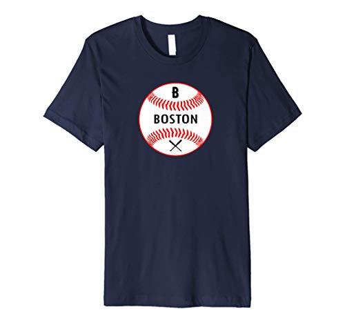 Boston Baseball Boston Massachusetts T-Shirt