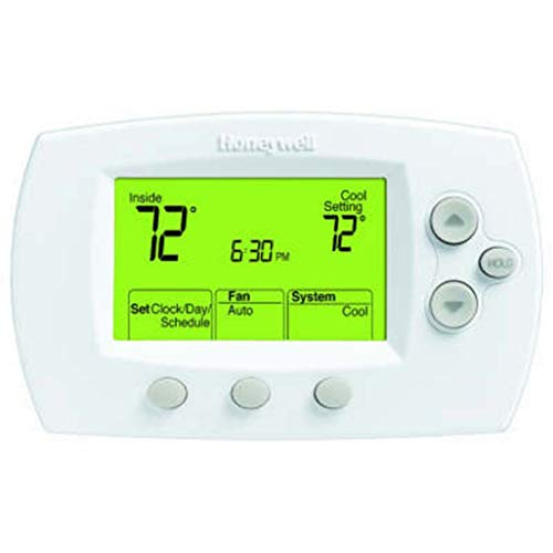 Honeywell TH6220 FocusPro 6000 5-1-1 Programmable Heat Pump Thermostat