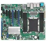 Limited price sale Server Board LGA3647 Long Beach Mall ATX SMB w 8 IPMI ASMB-815I x8 PCIe 5 SATA