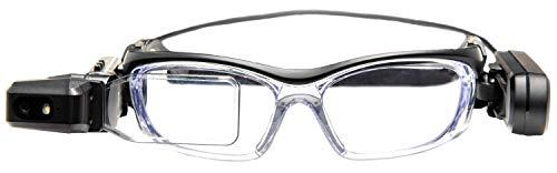 VUZIX M4000 Smart Glasses スマートグラス 750mAhバッテリー版 防水防塵対応 Android OS Qualcomm XR1 CPU 490T00011