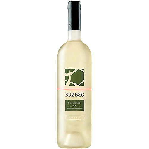 Kayra Buzbağ Klasik beyaz ~ Emir-Narince ~ türkischer Weißwein