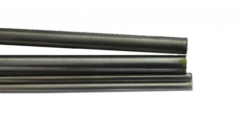 "Kellogg's Research Labs, Air Temp 70°F (20°C), 0.400"" (10 mm) Shape Memory Nitinol Rod 12"""
