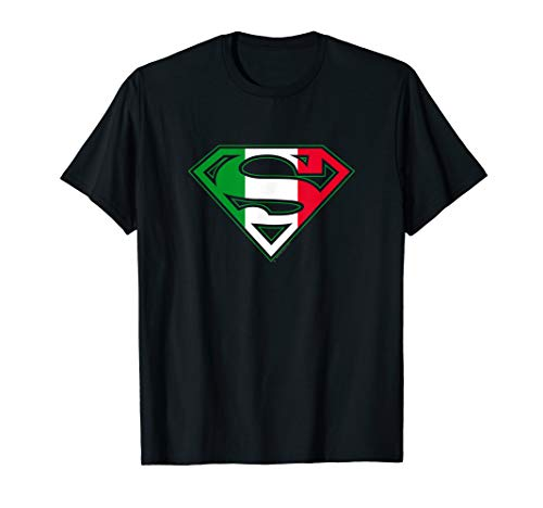 Superman Italian Shield T-Shirt