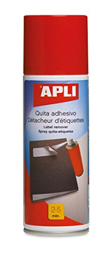 APLI 11303 - Spray quita adhesivo, 200 ml
