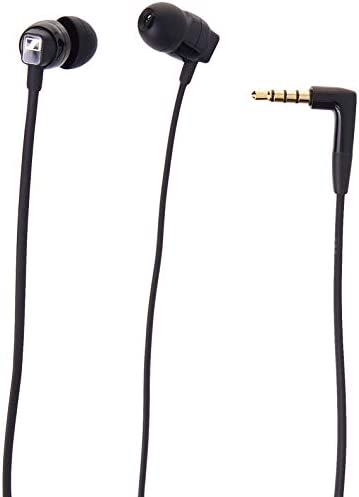 Sennheiser CX 300S In Ear Headphone with One Button Smart Remote Black product image