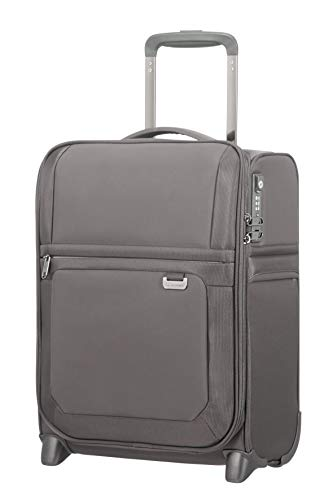 Samsonite Uplite Upright Underseater with USB Port Suitcase 45 cm, grey (Grey) - 115776/1408
