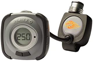 PartyQ BBQ Temperature Controller with Universal Adaptor for Big Green Egg, Ceramic and Weber Smokey Mountain Cookers …