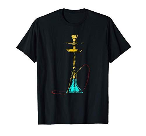 Shisha Shisha Sheesha Persisch Tabak Wasserpfeife Rauchen T-Shirt