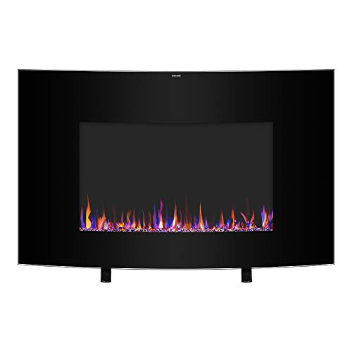 Lowest Price! maogear ZOKOP SF301-35 351400W Cambrio Wall Hanging/Fireplace Single Color/Fake Wood/...